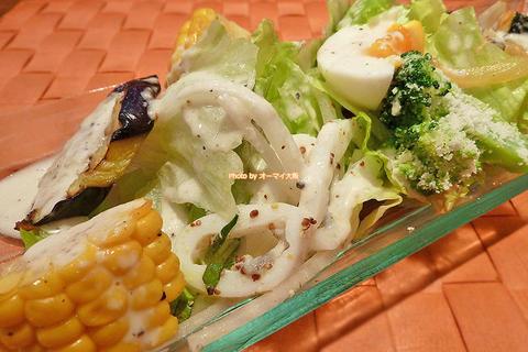 絶品サラダと自家製パンは必食!イタリア料理店の人気ランチ「ボーノボーノ」大阪メトロあびこ駅