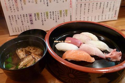 握り寿司が500円!最強のコスパを誇るワンコイン寿司ランチ「恵比寿丸(えびすまる)」大阪メトロあびこ駅