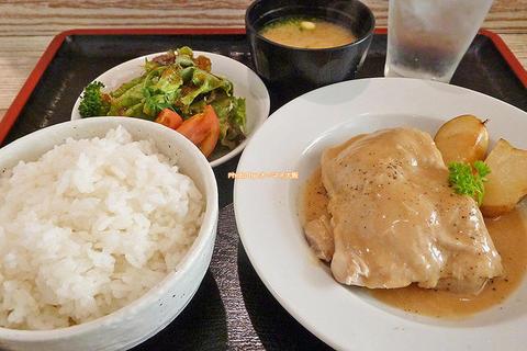コラーゲンたっぷり!カジュアルフレンチの日替わりランチ「ミソラ(misora)」大阪メトロあびこ駅