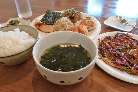 定番メニューを味わえるコスパの高い韓国料理ランチ「S-color(スカラ)」大阪メトロあびこ駅