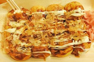 安くておいしいソースマヨ味のたこ焼きが12個入り350円「浪花屋(なにわや)」大阪メトロ長居駅