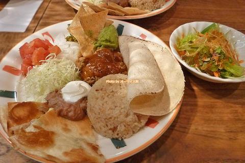 タコスもナチョも味わえる本格メキシコ料理店の人気ランチ「エルパンチョ」大阪メトロ天王寺駅