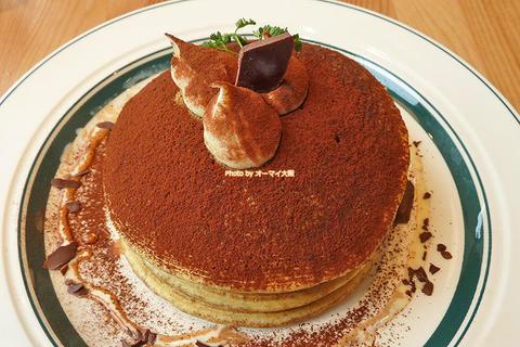 濃厚なマスカルポーネの味わい!ティラミスのパンケーキ「gram(グラム)天王寺店」大阪メトロ天王寺駅