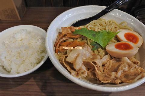 男のまぜ麺はボリューム満点ランチ「麺屋わっしょい」JR寺田町駅