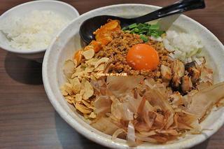 完全無欠のまぜ麺ライス!男の台湾まぜ麺ランチ「麺屋わっしょい」JR寺田町駅