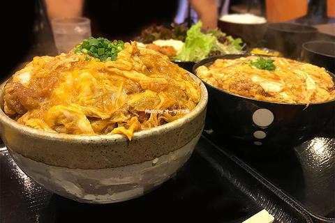 ライス3合の破壊力!分厚いトンカツのドカ盛りカツ丼「ポミエ」大阪メトロ恵美須町駅