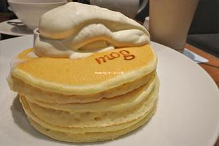 バターミルクのあまい香りがたまらない絶品のパンケーキ「mog(モグ)難波店」大阪メトロなんば駅