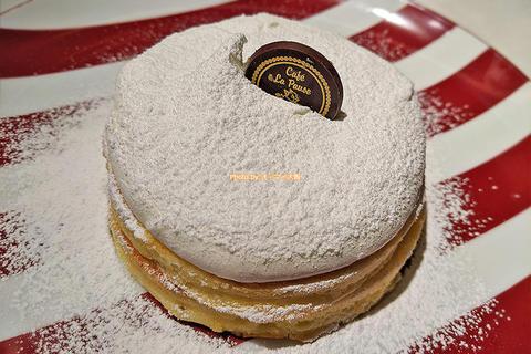 オシャレなプレーンパンケーキをディナーのあとに!カフェ「ラポーズ ルクア大阪店」大阪メトロ梅田駅