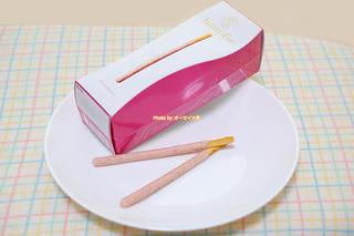 大阪の人気おみやげ第2弾!高級ポッキー「バトンドール ストロベリー」高島屋(タカシマヤ)大阪店