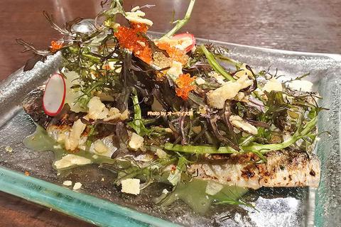 予約が取りやすい平日がおすすめ!ランチで味わうサンマのカルパッチョ「俺のフレンチ 梅田」大阪メトロ梅田駅