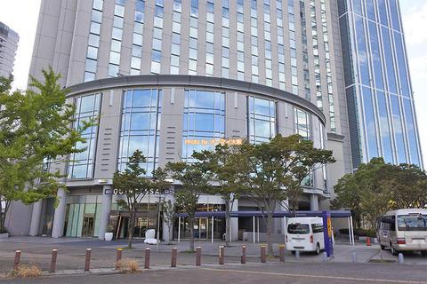 JR大阪駅とUSJと海遊館の無料リムジンバスあり「クインテッサホテル大阪ベイ」交通アクセス無料送迎バス編