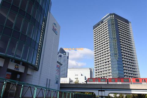 最寄り駅は大阪メトロ中ふ頭駅「クインテッサホテル大阪ベイ」交通アクセス電車編