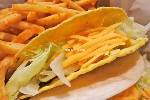 大阪ミナミの真ん中で味わう本場のタコスランチ「タコベル 道頓堀店」大阪メトロなんば駅
