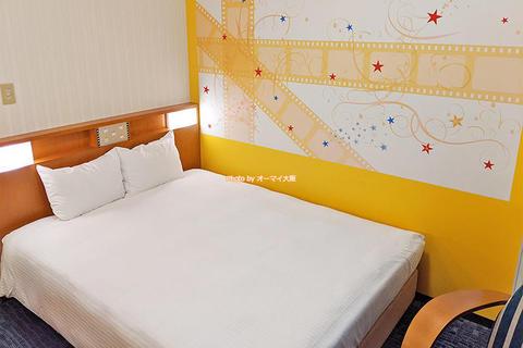 USJオフィシャルホテル宿泊レビュー「ホテル京阪ユニバーサルシティ」素泊まりカジュアルダブル