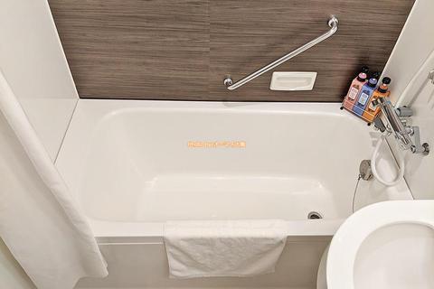 カジュアルダブルの風呂とアメニティは?「ホテル京阪ユニバーサルシティ」USJオフィシャルホテル宿泊レビュー