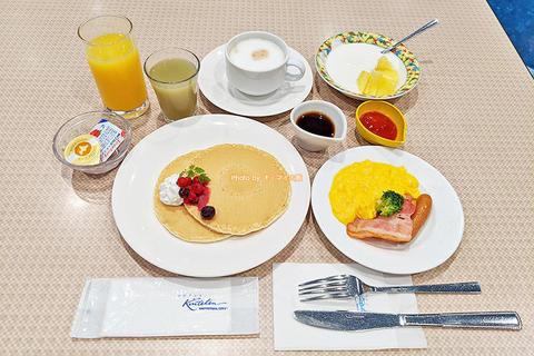 USJオフィシャルホテル朝食レビュー「ホテル近鉄ユニバーサルシティ」新型コロナ対策の食べ放題バイキングは?