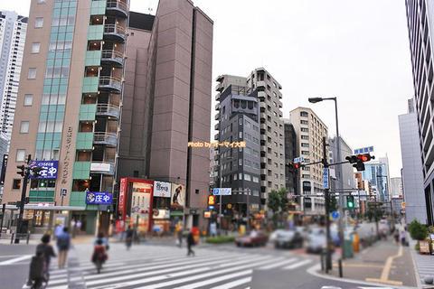 最寄り駅は大阪メトロの肥後橋駅!ビジネスホテル「ウェリナホテルプレミア中之島イースト」交通アクセス