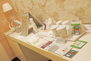 堂島エリアの女性に人気の全館禁煙ホテル 「エルセラーン大阪」風呂とアメニティのレビュー