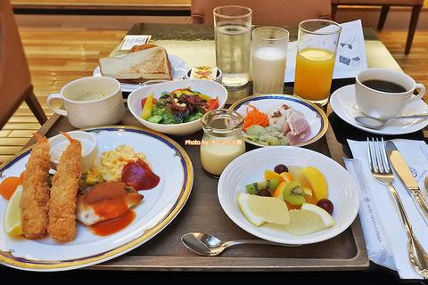 新型コロナで朝食バイキングから朝食プレートに変更「ホテルグランヴィア大阪」朝食付きデラックスシングル宿泊レビュー
