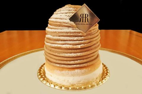 フランス製のマロンペーストが濃厚!大人気のモンブラン「リーガロイヤルホテル大阪 メリッサ」京阪中之島駅