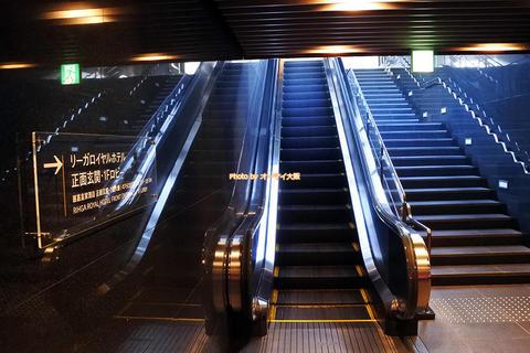電車の最寄り駅は京阪中之島駅「リーガロイヤルホテル大阪」わかりやすい地上アクセス編