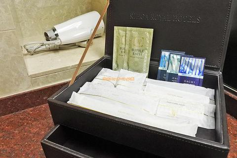 スーペリアフロアの風呂とアメニティは?「リーガロイヤルホテル大阪」夕食付きダブルルーム宿泊レビュー