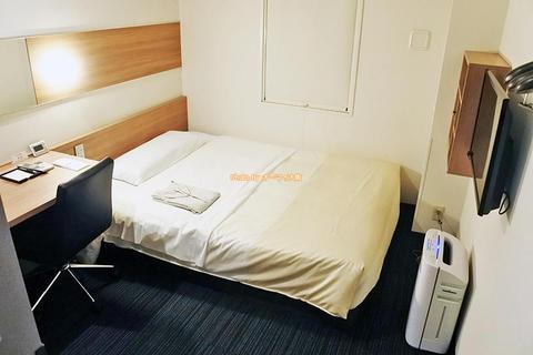 格安ビジネスホテル宿泊レビュー「スーパーホテルなんば日本橋」朝食付きシングルルーム