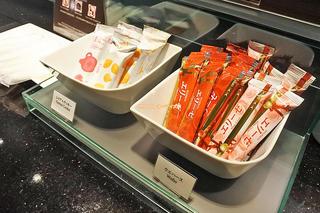 ドリンクのみの朝食派なら「ホテルグランヴィア大阪」最上階グランヴィアフロアのラウンジで無料の朝食はいかが?