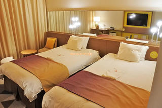 USJオフィシャルホテル「ホテルユニバーサルポートヴィータ」スタンダードツイン宿泊レビュー